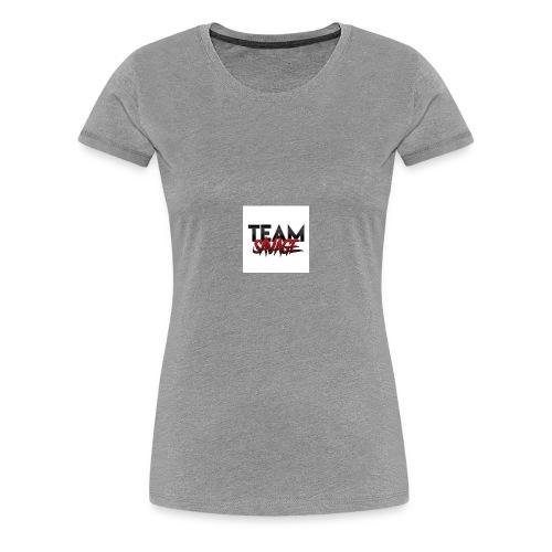 Team savage - Women's Premium T-Shirt