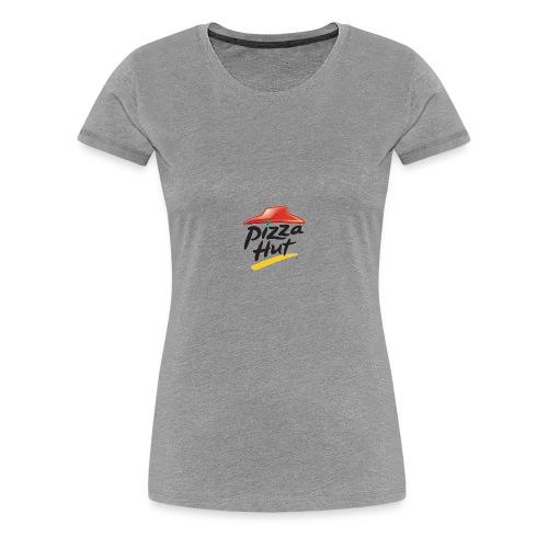 Pizza Hut 2012 logo - Women's Premium T-Shirt