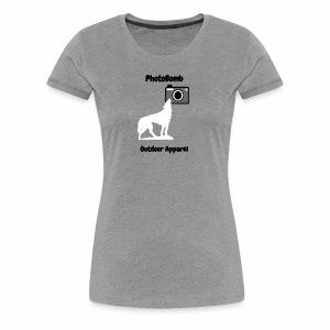 PhotoBomb Logo Graphic - Women's Premium T-Shirt