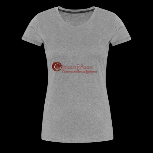 Crimson Moon PI - Women's Premium T-Shirt