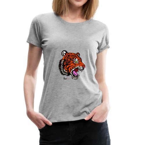 LION Z - Women's Premium T-Shirt