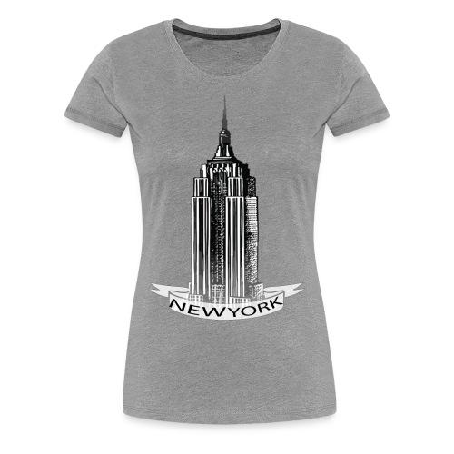 NEW YORK SHIRTS LIMITED - Women's Premium T-Shirt