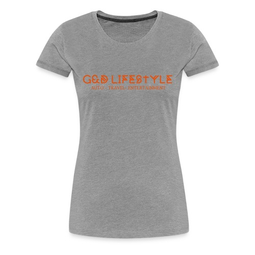 G&D LIFESTYLE - Women's Premium T-Shirt