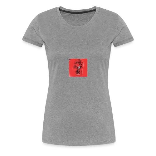 SKIMOBBREDRUM - Women's Premium T-Shirt
