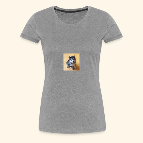 822F4DCB 7053 40BA 8E9C 7222EE84A8AF - Women's Premium T-Shirt