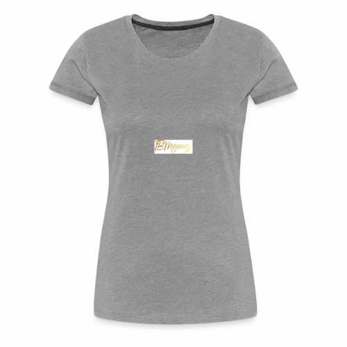 TBMgames - Women's Premium T-Shirt