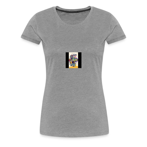 The thug pets - Women's Premium T-Shirt