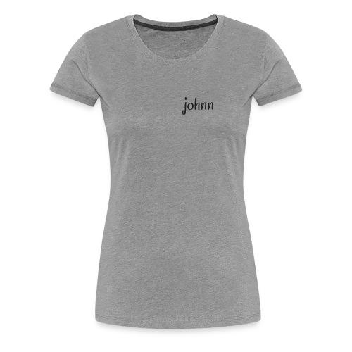johnn merch - Women's Premium T-Shirt