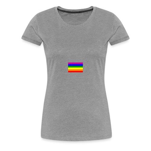 pride flag - Women's Premium T-Shirt