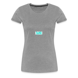 SWAG IS THE REASON WHY PEOPLE ARE INTO HIP HOP - Women's Premium T-Shirt