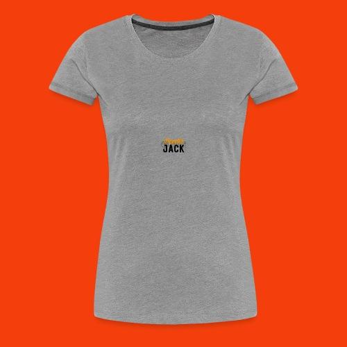 monster jack logo - Women's Premium T-Shirt