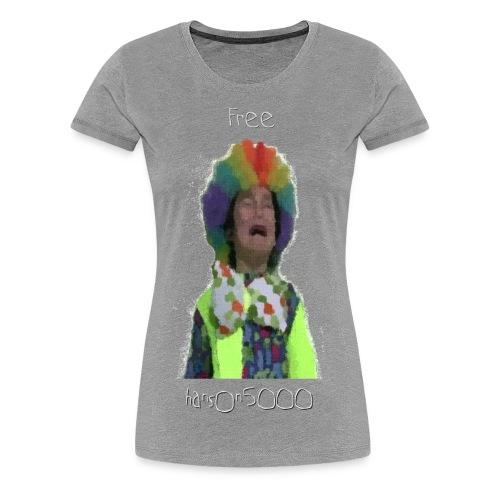 Free hanson5000 - Women's Premium T-Shirt