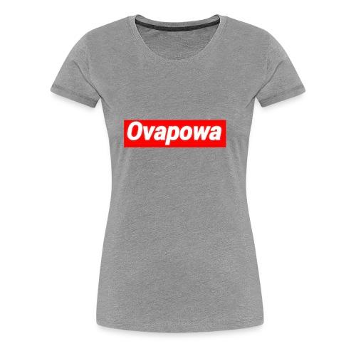 Ovapowa Merch - Women's Premium T-Shirt