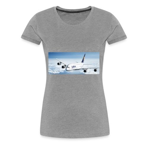 Lufthansa - Women's Premium T-Shirt