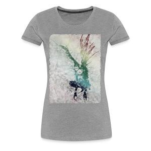 Shinigami Ryuk - Women's Premium T-Shirt