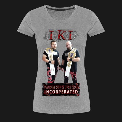 IKI Grunge - Women's Premium T-Shirt