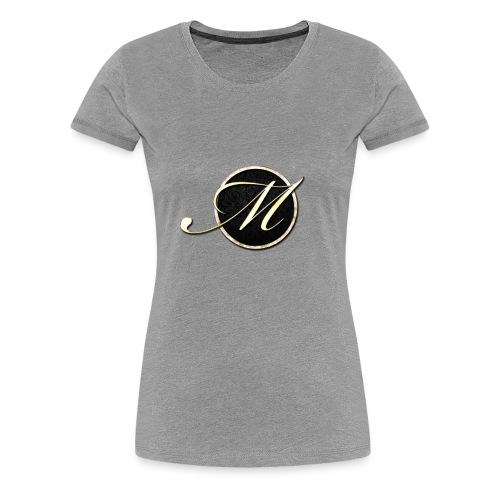The M Brand - Women's Premium T-Shirt