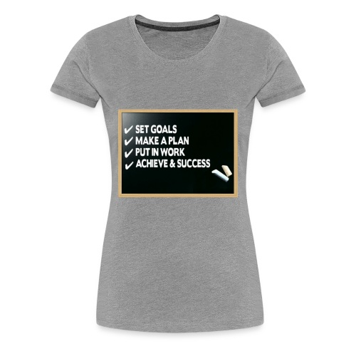 Check list - Women's Premium T-Shirt