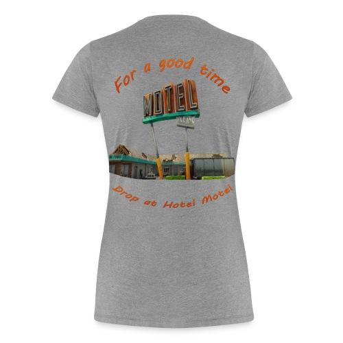 hotelmotel - Women's Premium T-Shirt