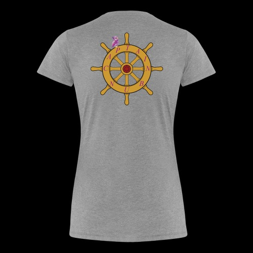 Nubs Logo - Women's Premium T-Shirt