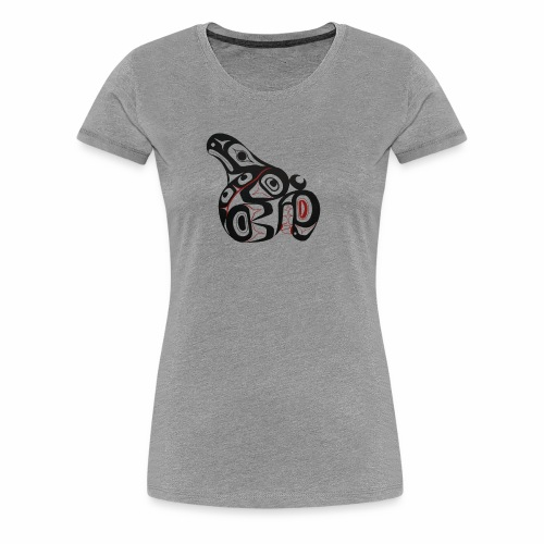 Killer Whale - Women's Premium T-Shirt
