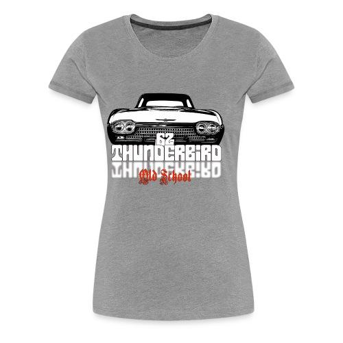 62 TBIRD - Women's Premium T-Shirt