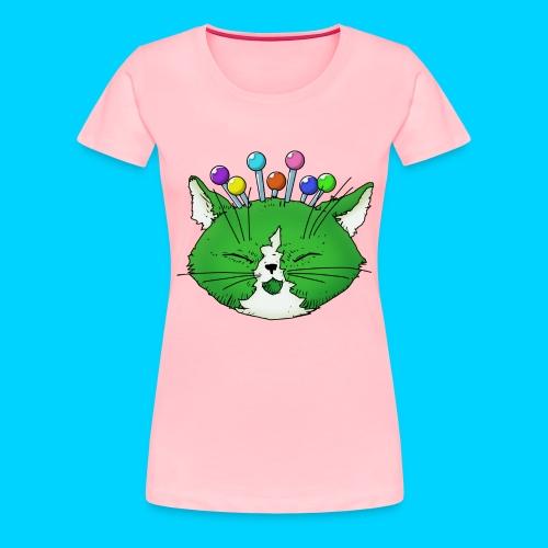 Fantastic Contraption III (no text) - Women's Premium T-Shirt