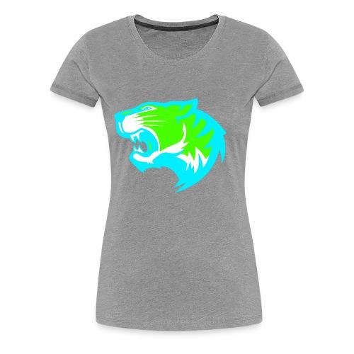 TIGER GAMING - Women's Premium T-Shirt