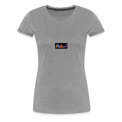 michael fenson - Women's Premium T-Shirt