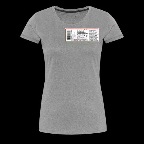 OX - Women's Premium T-Shirt