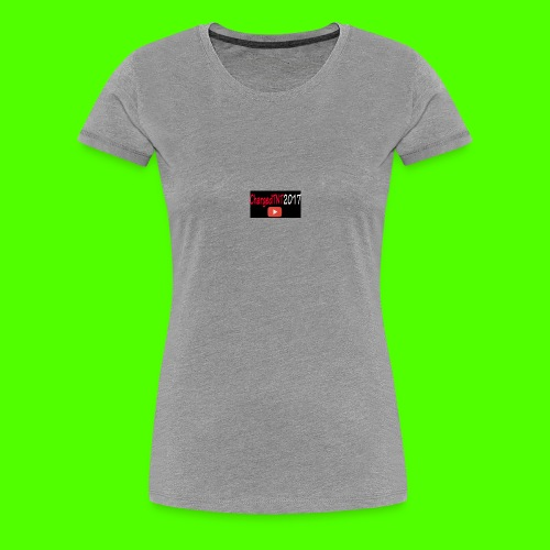 ChargedTNT 2017 - Women's Premium T-Shirt