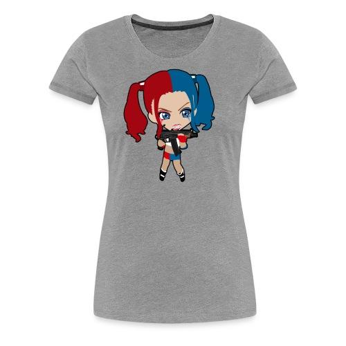 Marley Quinn - Women's Premium T-Shirt