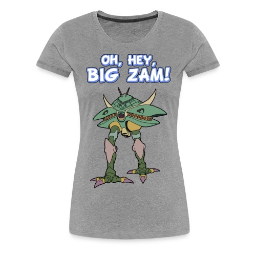 BigZam - Women's Premium T-Shirt