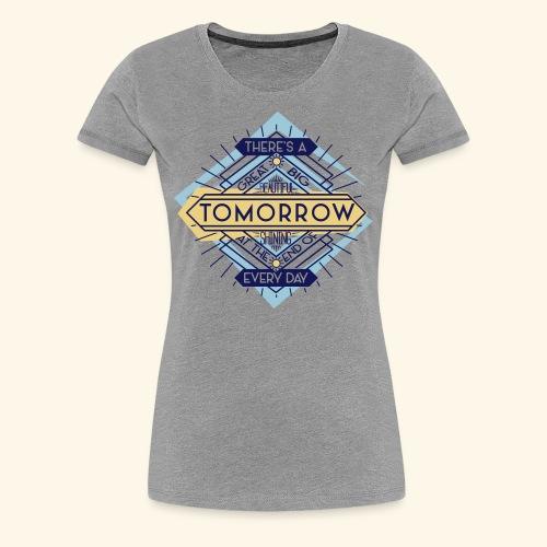 Carousel's Promise - Women's Premium T-Shirt