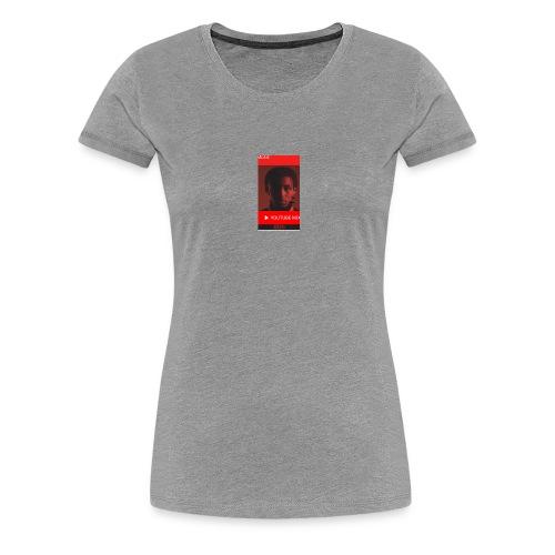 Donnell Key Jr.😆😆 - Women's Premium T-Shirt