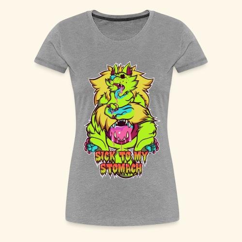 - Sick To My Stomach - - Women's Premium T-Shirt
