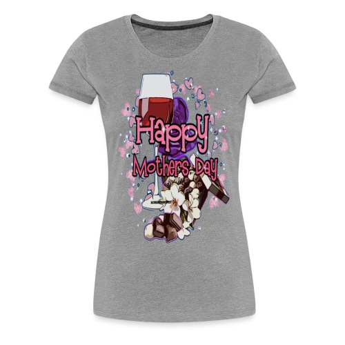 D0C243B5 9B5C 447A 8D23 BECF69B62FD8 - Women's Premium T-Shirt