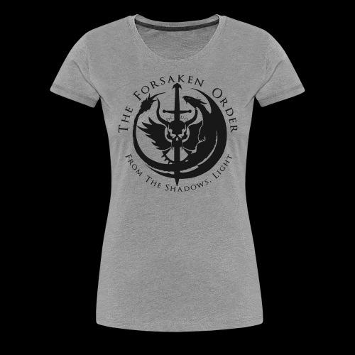 TFO Black Large - Standard - Women's Premium T-Shirt