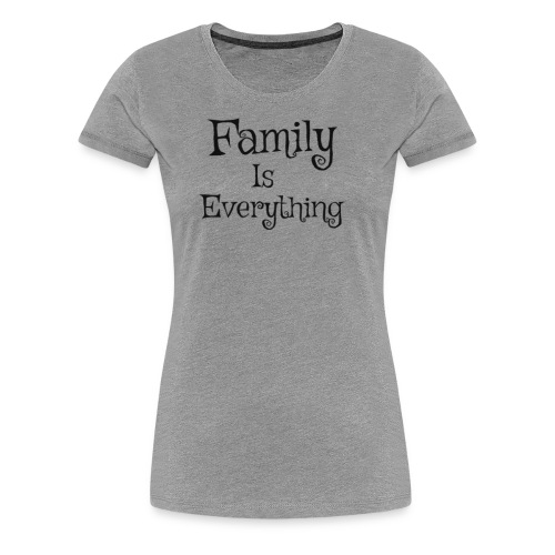 Family T-shirt - Women's Premium T-Shirt