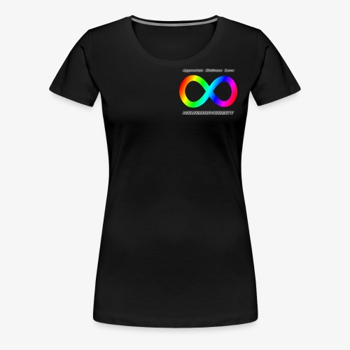 Embrace Neurodiversity - Women's Premium T-Shirt