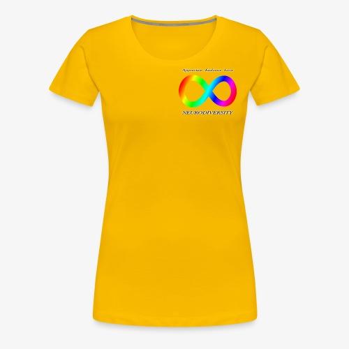 Embrace Neurodiversity - Women's Premium T-Shirt