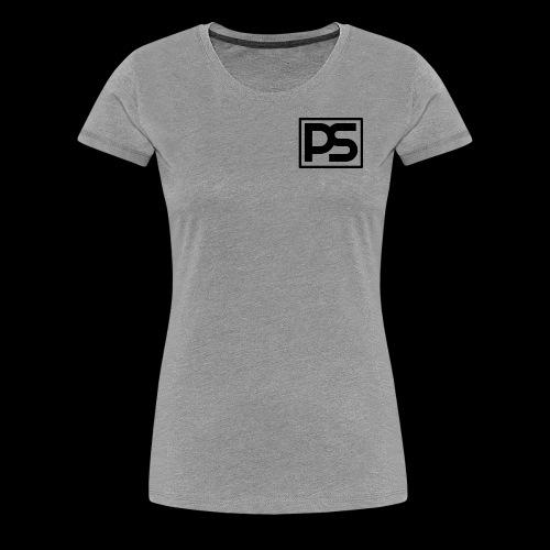 PS Logo - Women's Premium T-Shirt