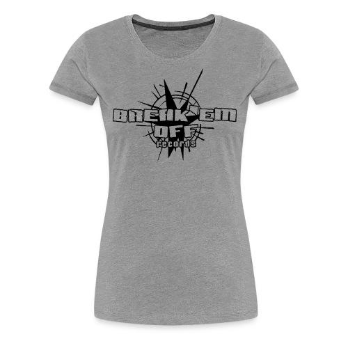 Breakem Off Music Group - Women's Premium T-Shirt
