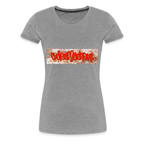 Codesmashers - Women's Premium T-Shirt