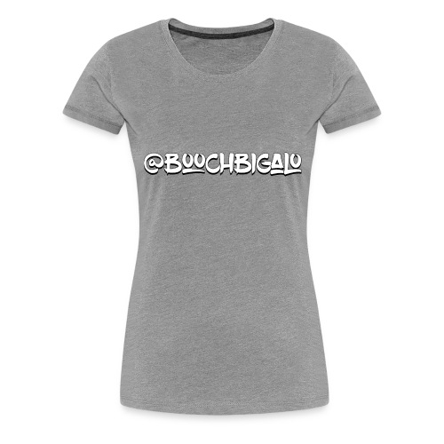 @BoochBigalo - Women's Premium T-Shirt