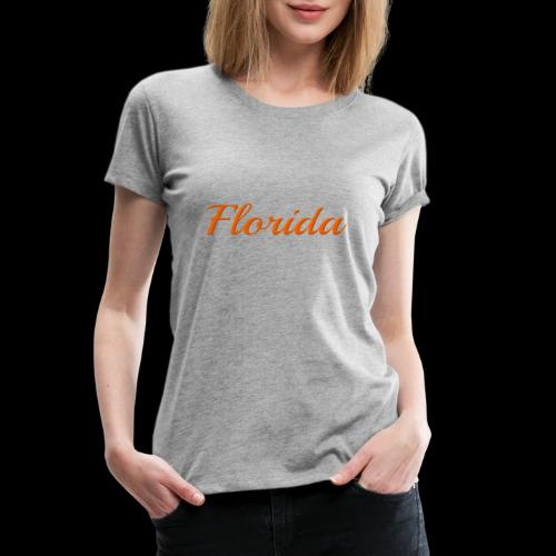 Florida - Women's Premium T-Shirt