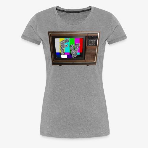 FANTAVISION - Women's Premium T-Shirt