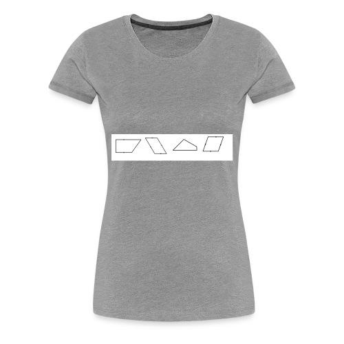 Shapes - Women's Premium T-Shirt