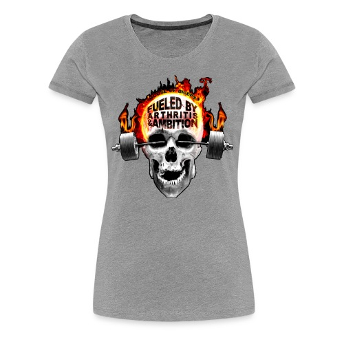 Fueled_Clint-REPAIRED - Women's Premium T-Shirt