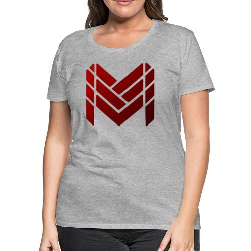 Malikan's Official Logo - Women's Premium T-Shirt